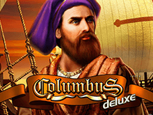 Columbus Deluxe на зеркале Вулкан Старс